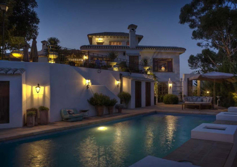 This imposing cortijo style country residence sits on the top of a hill overlooking some of the most,Spain