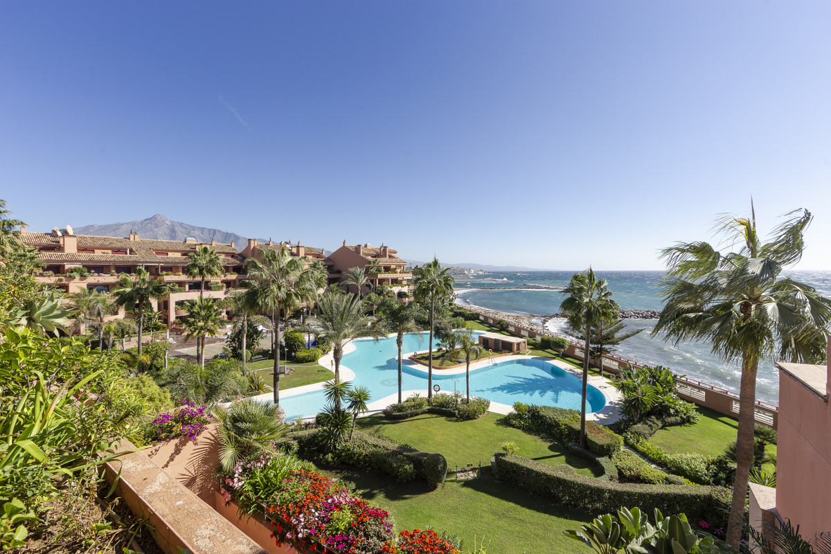 Penthouse on the seafront in Puerto Banus  Gilmar offers you this fantastic 338 square meter penthou, Spain