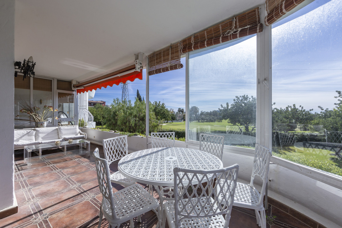 Apartment with golf views in Guadalmina Alta  Beautiful and spacious apartment with fantastic fronta,Spain