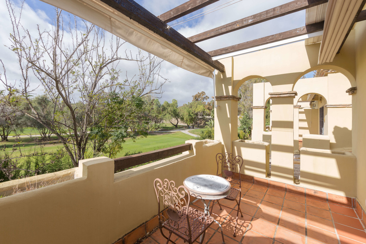 Beautiful family home next to the golf course.  Located in a gated development in Guadalmina baja, t,Spain