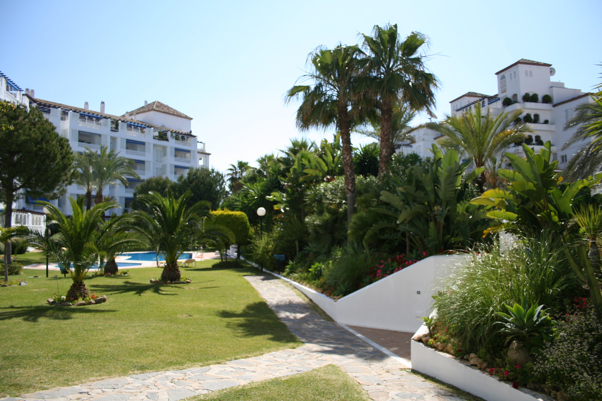 Spectacular Duplex Pent house in Puerto Banus, Marbella with sea and port views.  Located in the hea, Spain