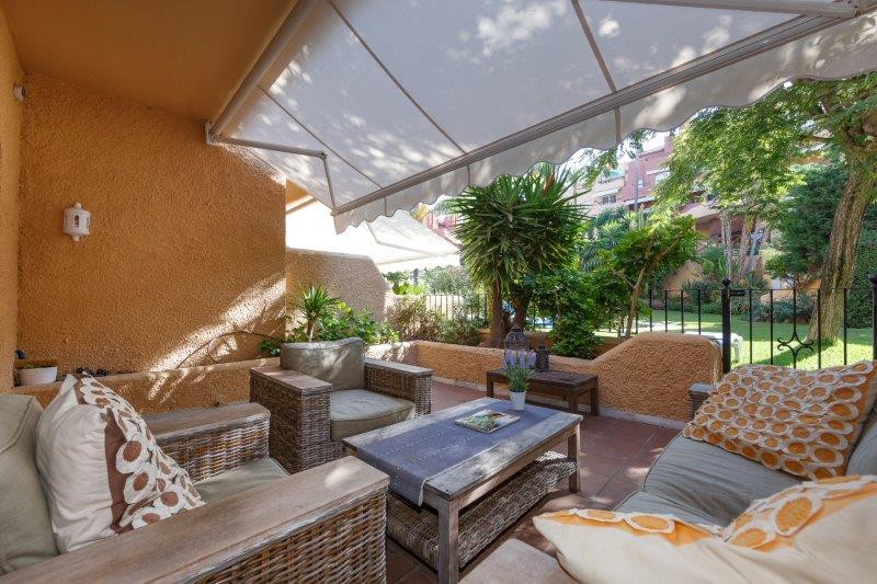Beautiful Mediterranean style townhouse in Nueva Andalucia, very close to all kind of services and P,Spain