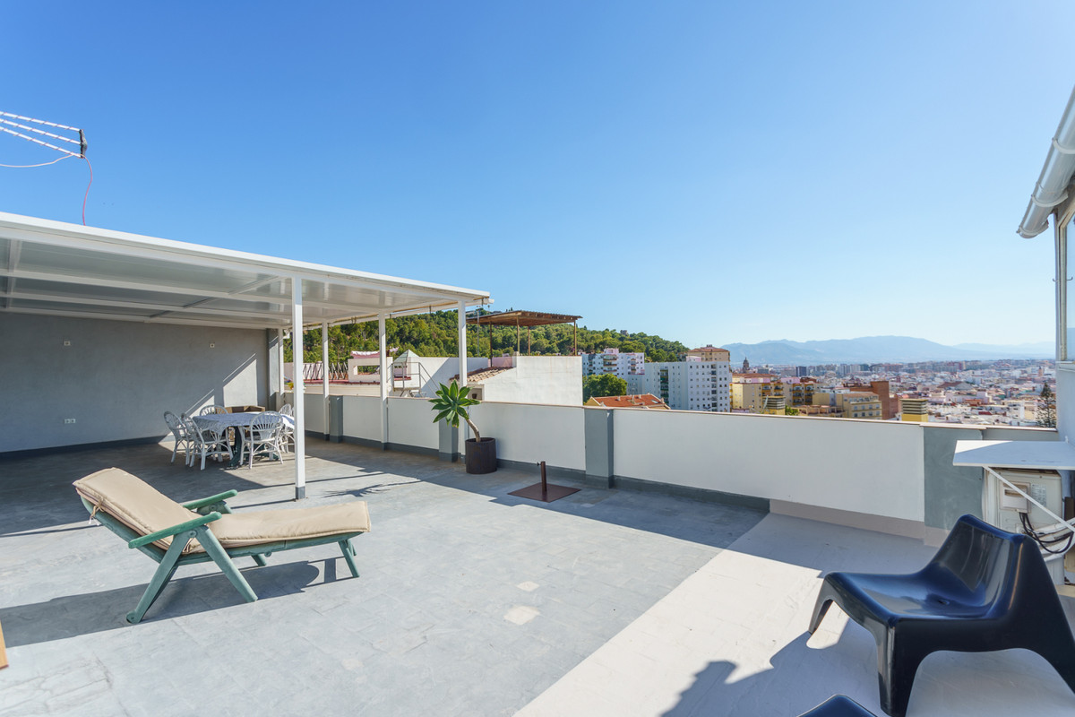 Do you want a one of a kind house here within walking distance of the historic centre in Malaga, Spa,Spain