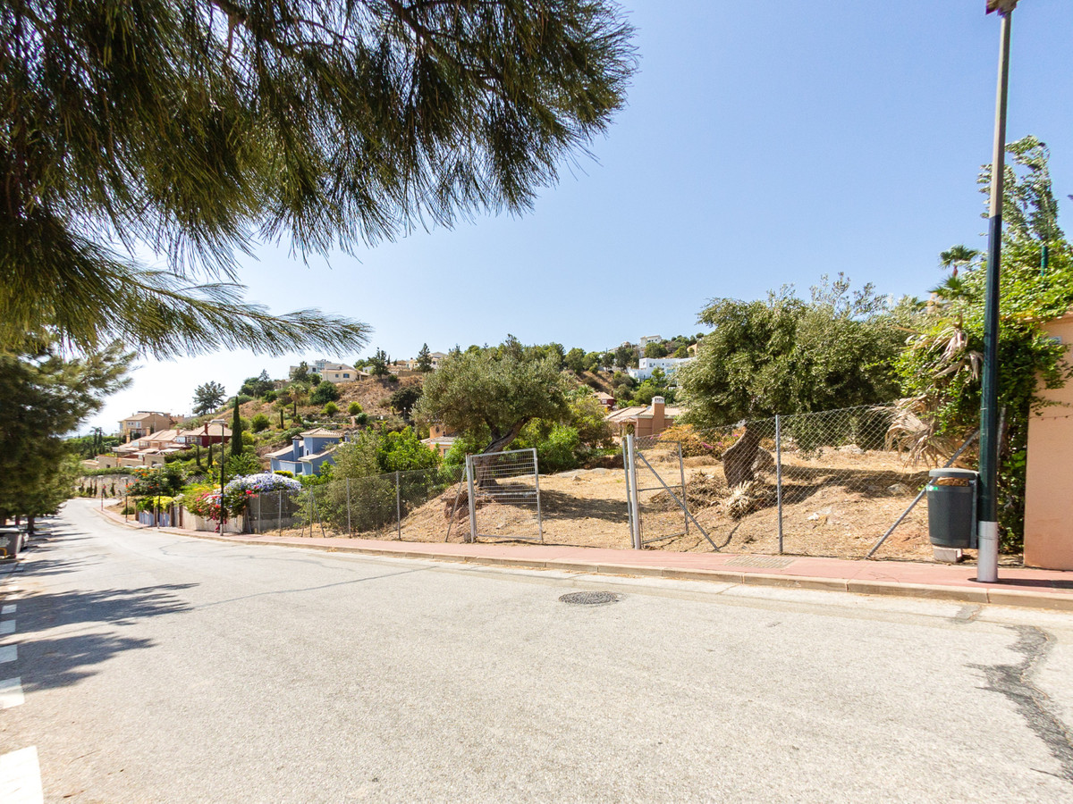 Living with sea views is a scarce luxury and this is one of the last plots of this type available in, Spain
