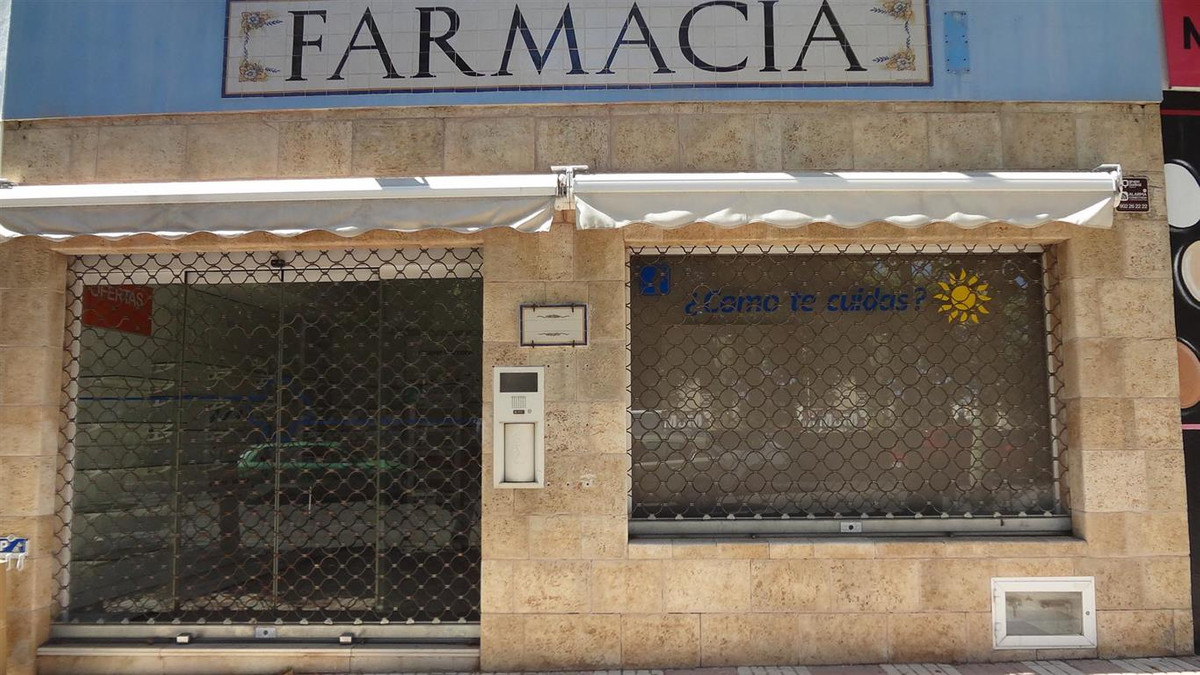 Business premises located in Marbella, big potential area due to large passage of vehicles and next ,Spain