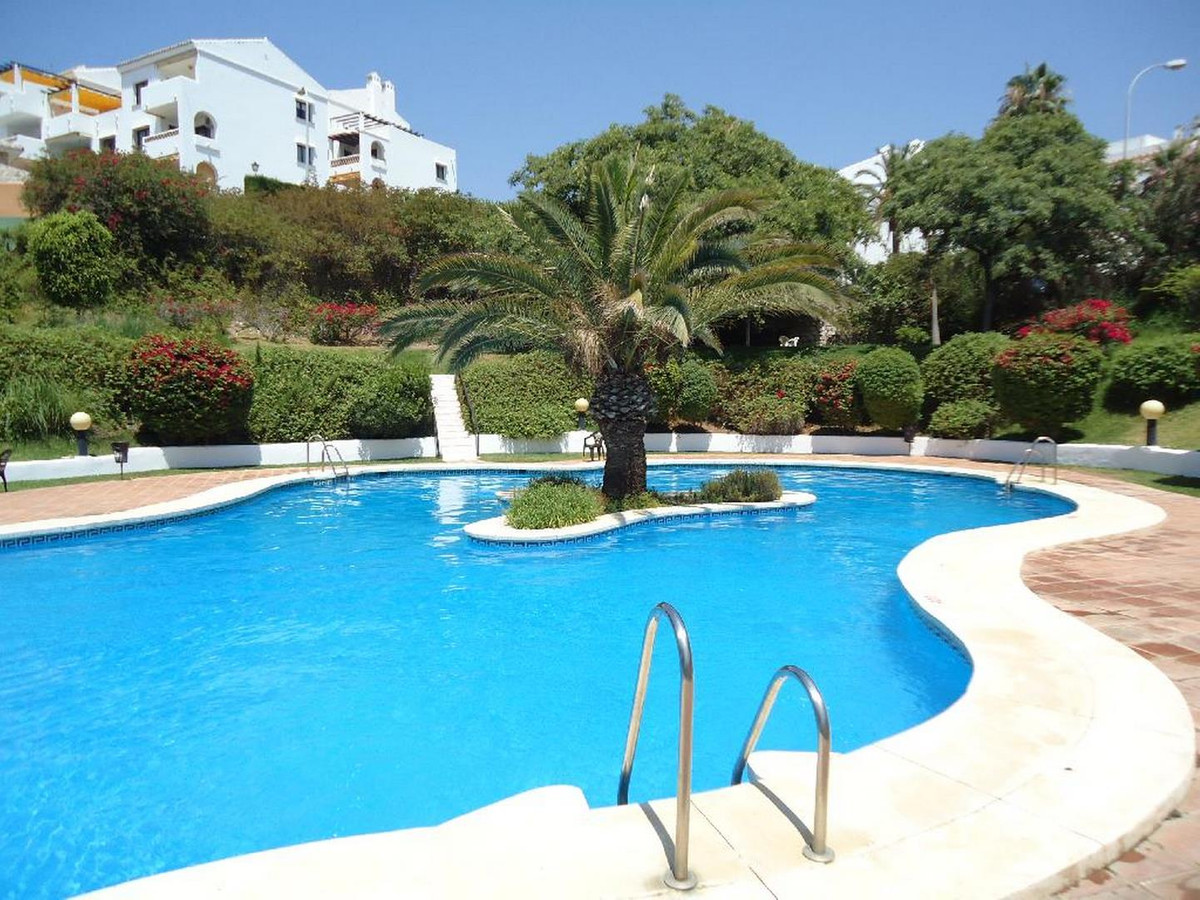 This flat is at Calle Albatros, 29630, Benalmadena, Malaga, at Benalmadena Costa, on floor 2. It is , Spain