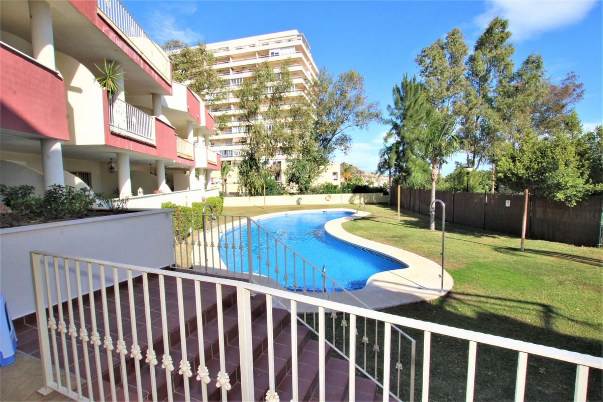 Ground Floor Apartment in Torrequebrada R3547579