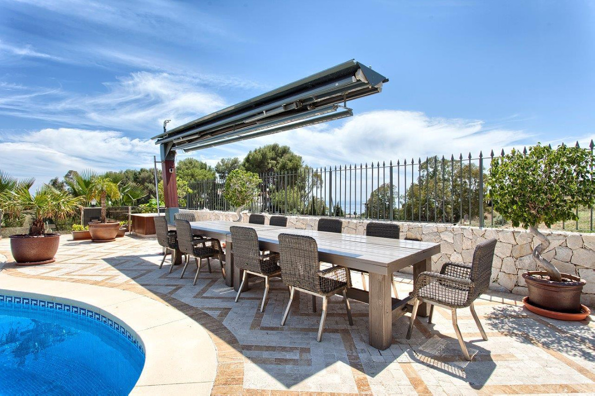 4 Bedroom Villa for sale Benalmadena Costa