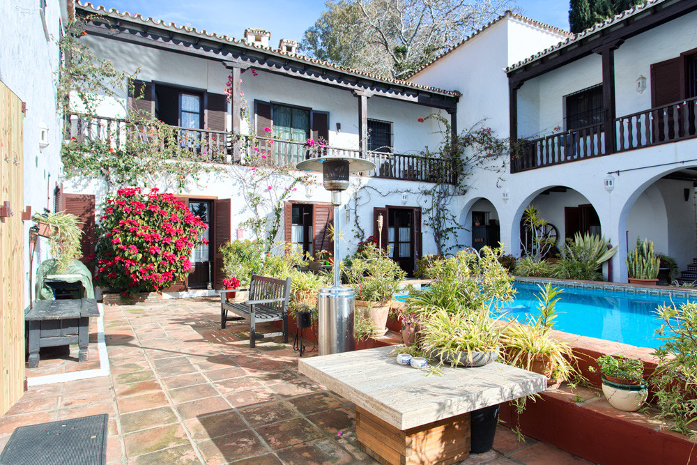 The origins of this beautiful cortijo date back to the 19th century with the construction of a water,Spain