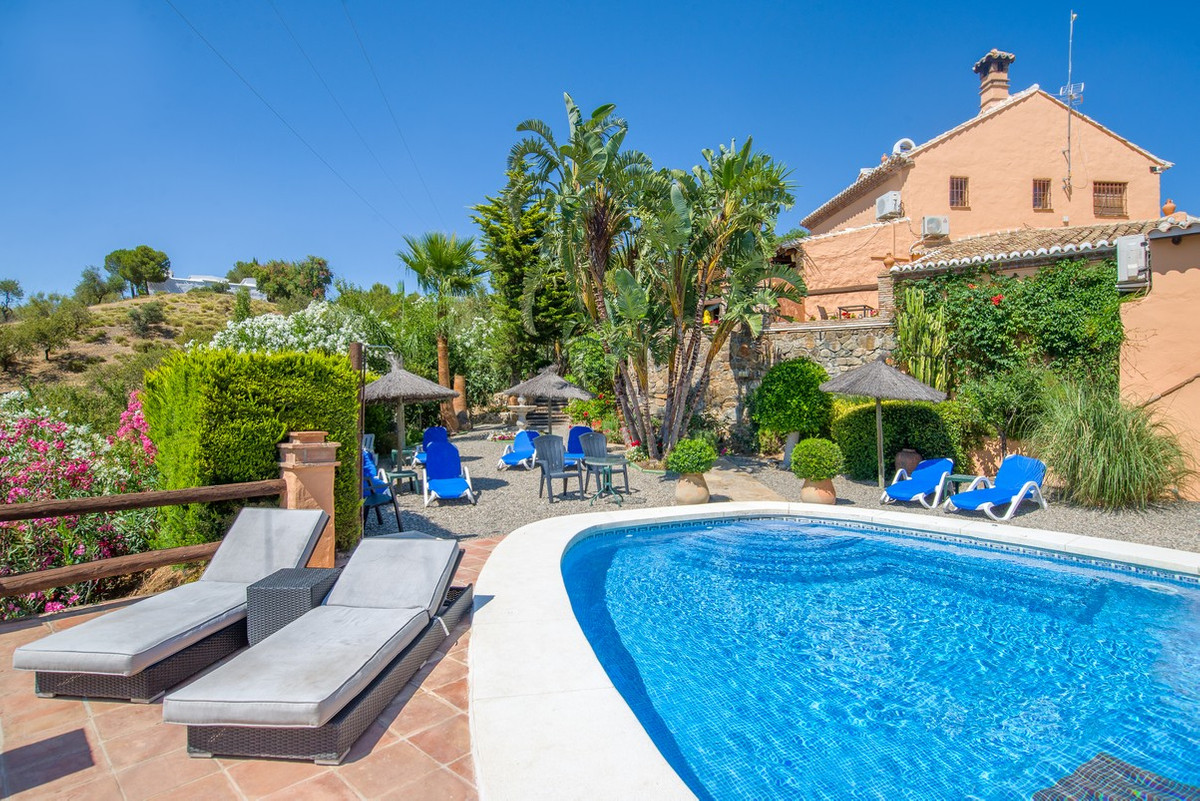 This beautiful boutique hotel / restaurant with separate owner accommodation is located in a rural p,Spain