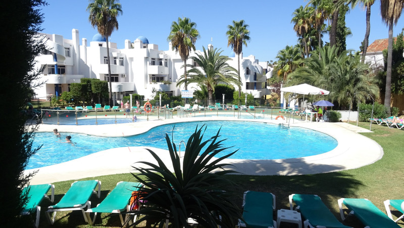 Marbella Banus Apartamento Planta Baja en venta, Calahonda – R3195955