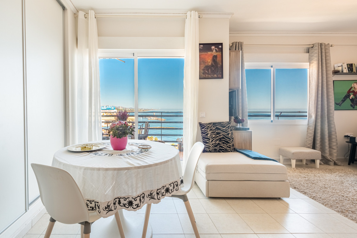 Modern apartment first line beach in Marbella center with incredible sea views! This apartment has b,Spain