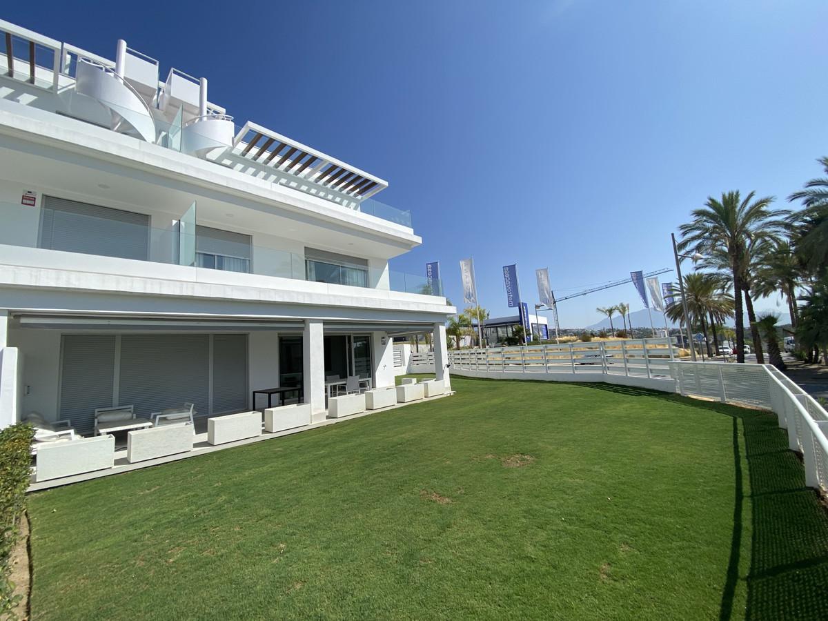 Marbella Banus Apartamento Planta Baja en Venta en Cancelada – R3751714