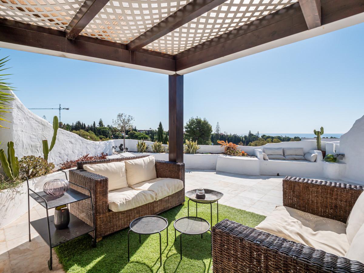 Marbella Banus Ático en Venta en The Golden Mile – R3659780