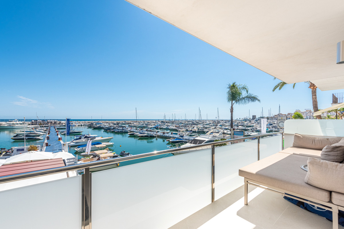 Welcome to M Banus! The most amazing Hollywood-style apartment in Puerto Banus! 2 apartments joined ,Spain