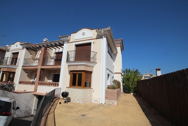MARBELLA TOWN CENTRE.  This unique property is a semi detached house with private garden, swimming p,Spain