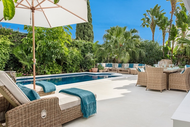 THE GOLDEN MILE, CASABLANCA: Outstanding newly renovated villa situated in an exclusive gated commun,Spain