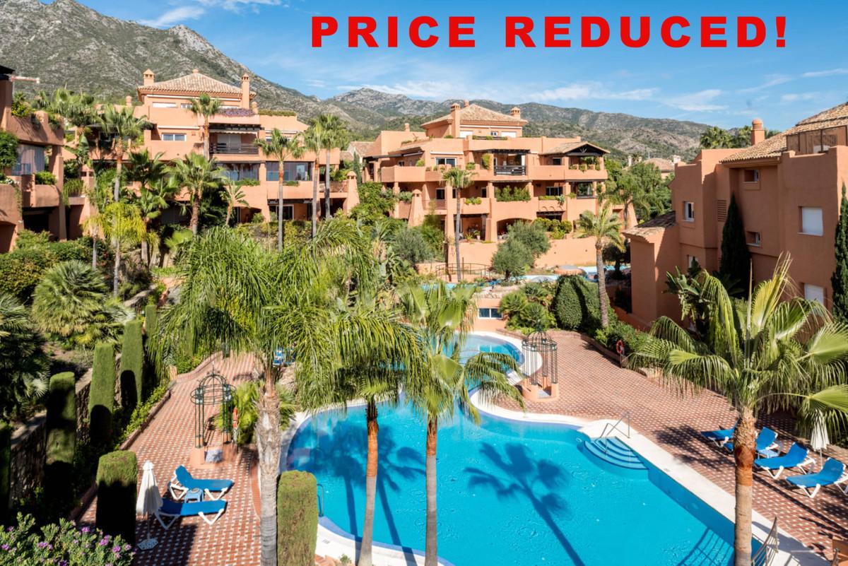 Marbella Banus Ático en venta en Sierra Blanca – R3059068