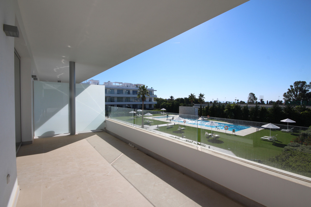 New development just built this year in Bel Air, Cancelada. This apartment has 4 bedrooms, 3 bedroom,Spain