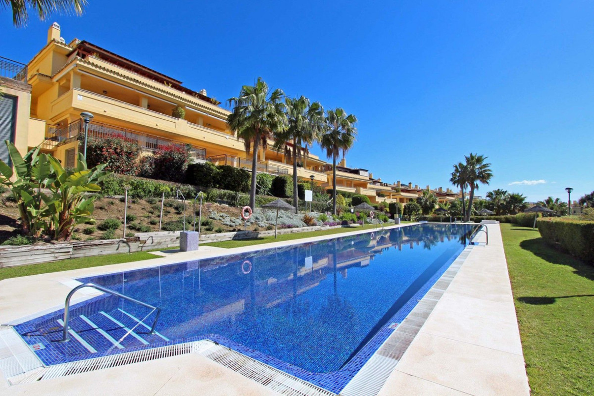 This 3 bedrooms penthouse in luxury complex in Sierra Blanca with stunning sea views, south facing ,,Spain