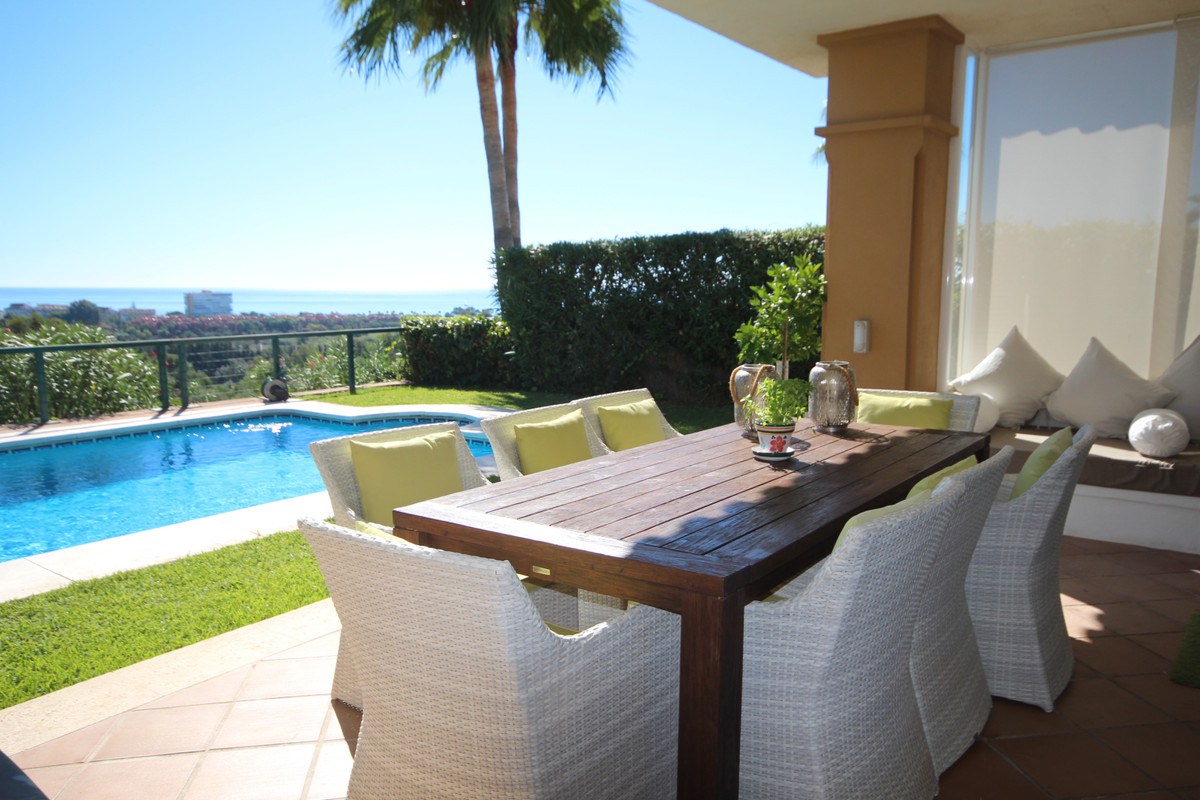 THE AREA: Santa Clara is an exclusive golf resort 4 km East of Marbella centre. 24-H security on-sit,Spain