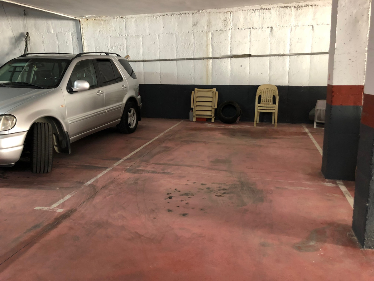 MONTE BIARRITZ: Garage space for sale in Monte Biarritz. Good sizes,  located underground in a resid,Spain