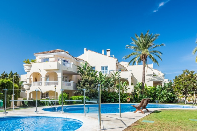 A very attractive two bedroom apartment in popular urbanization located  just a 1 kilometer from the,Spain