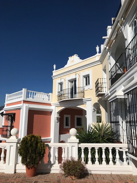 Aloha Pueblo Beautiful townhouse in the heart of Nueva Andalucia with three bedrooms,  two bathrooms,Spain