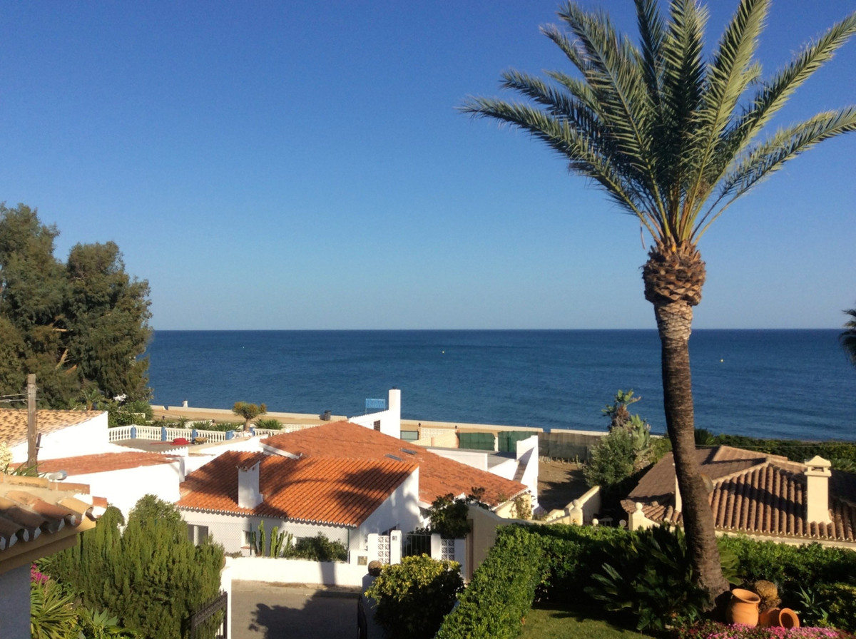 FIRST LINE BEACH VILLA  IN BUENAS NOCHES !  Panoramic sea views !  Great investment ! Under renovati,Spain