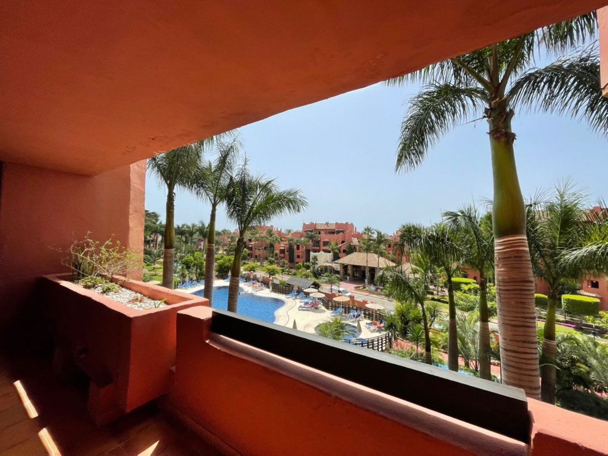 The apartment is part of the luxurious complex of 96 Las Nayades apartments, just 2 minutes walk fro,Spain