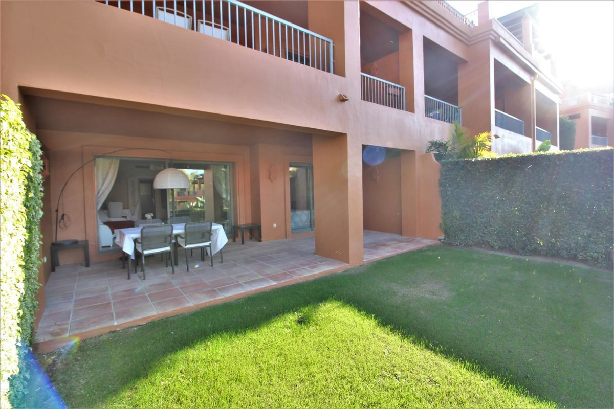 This wonderful apartment is a perfect option for family live thanks to its large private garden wher, Spain