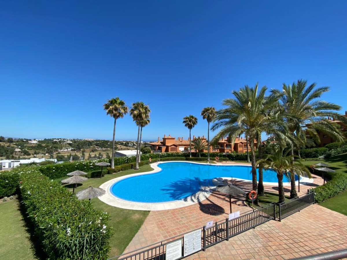 Magnificent two bedroom apartment located on Lomas del Conde Luque complex, with stunning  sea and m, Spain