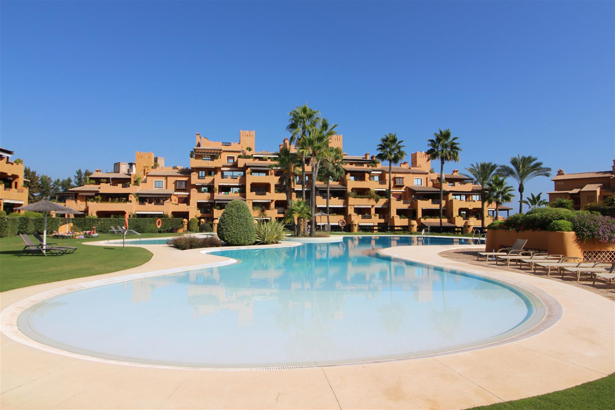 THE PROPERTY  LUXURIOUS FIRST LINE BEACH APARTMENT!!!!. Built with the highest qualities both within, Spain