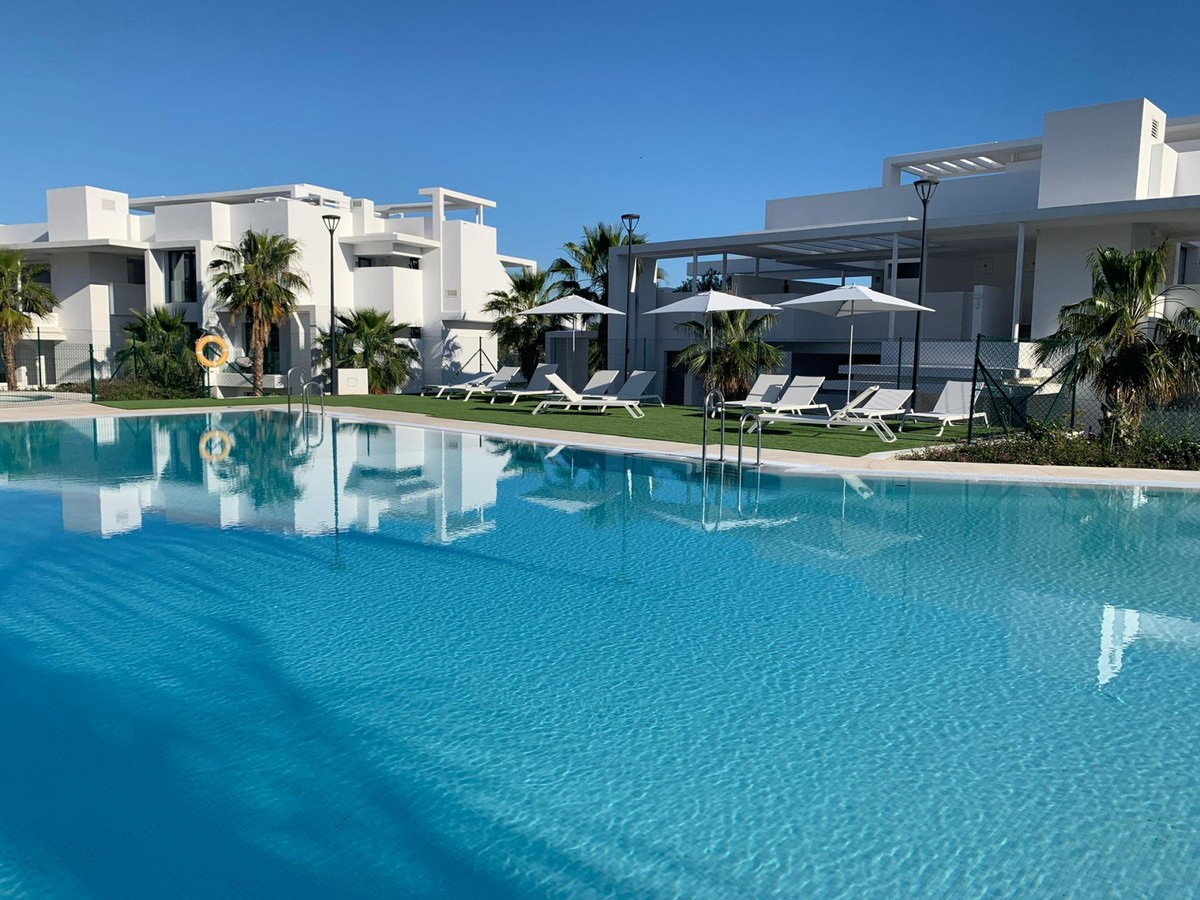 Luxury apartment, new construction, with a total area of ??132m2 and consists of 2 bedrooms, 2 bathr, Spain
