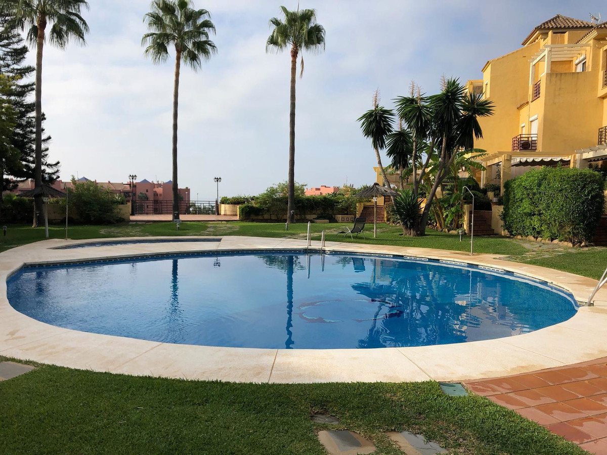 Opportunity! For sale very spacious single townhouse in New Golden Mile, Estepona  Townhouse in a qu, Spain