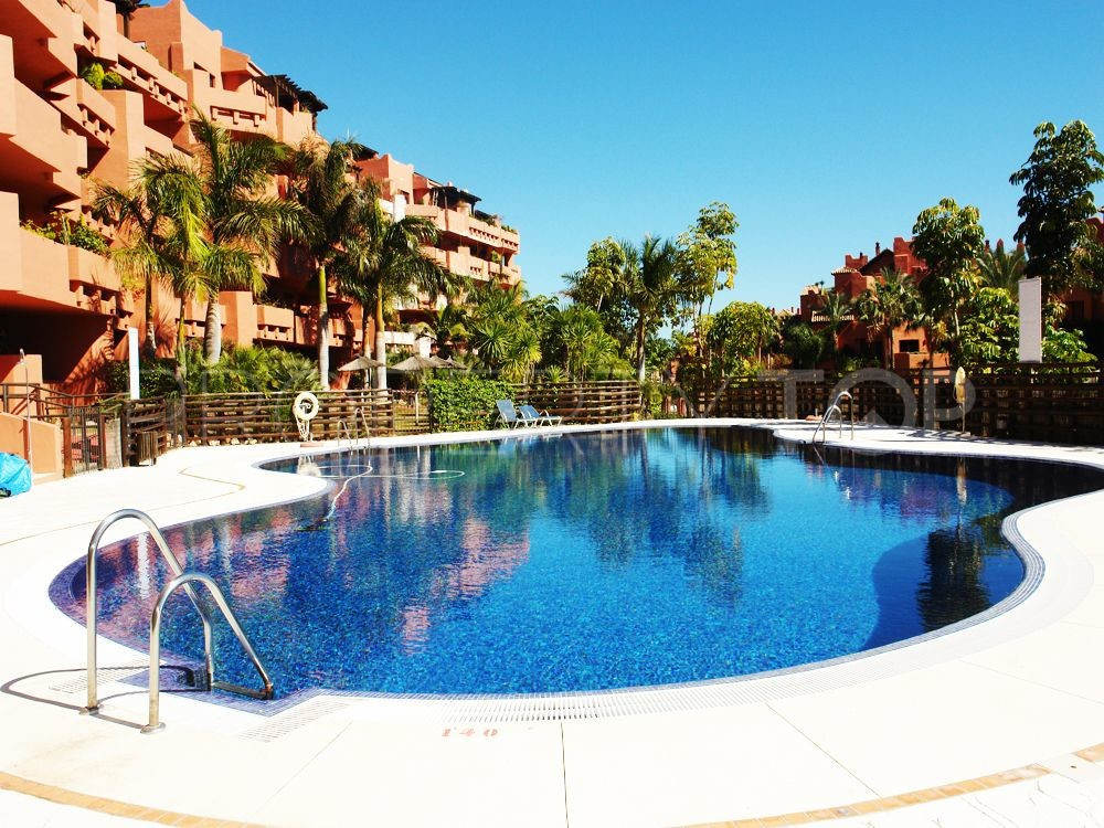 This wonderful penthouse is located in the New Golden Mile in Estepona which is on the second line o, Spain