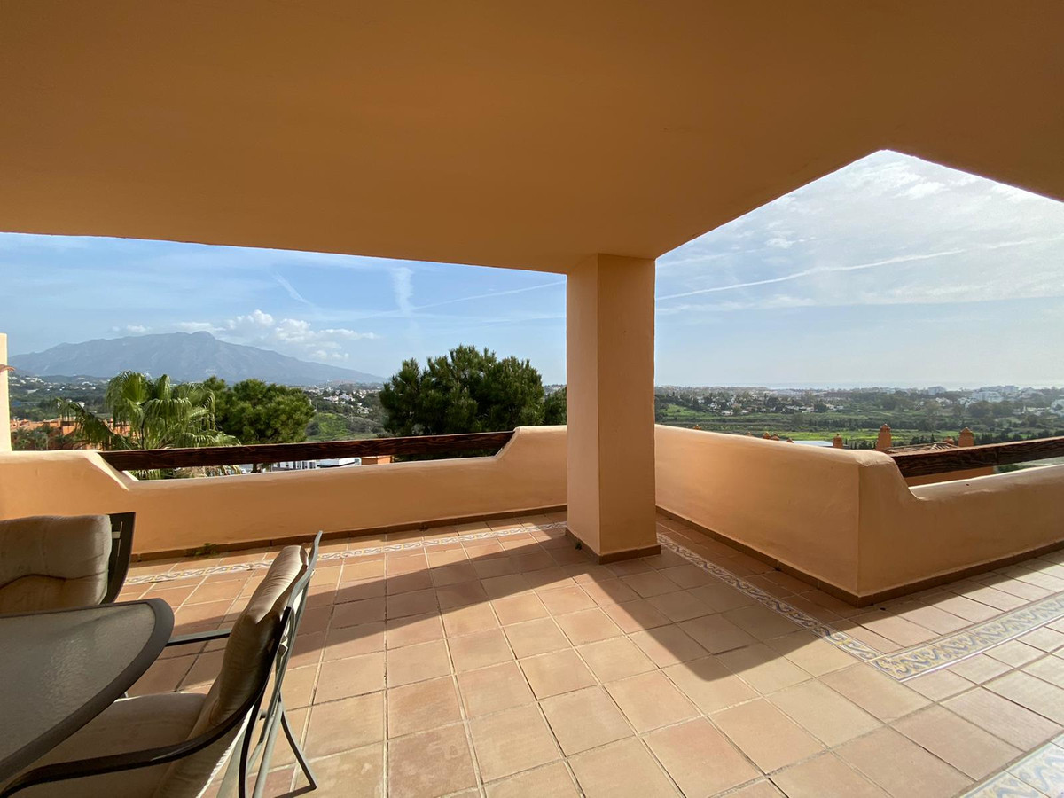 THE PROPERTY  Magnificent two bedroom apartment with stunning sea and mountain views in a luxury urb,Spain