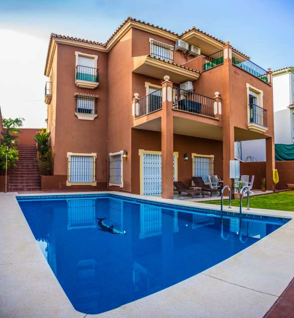 Detached Villa for sale in San Pedro de Alcántara