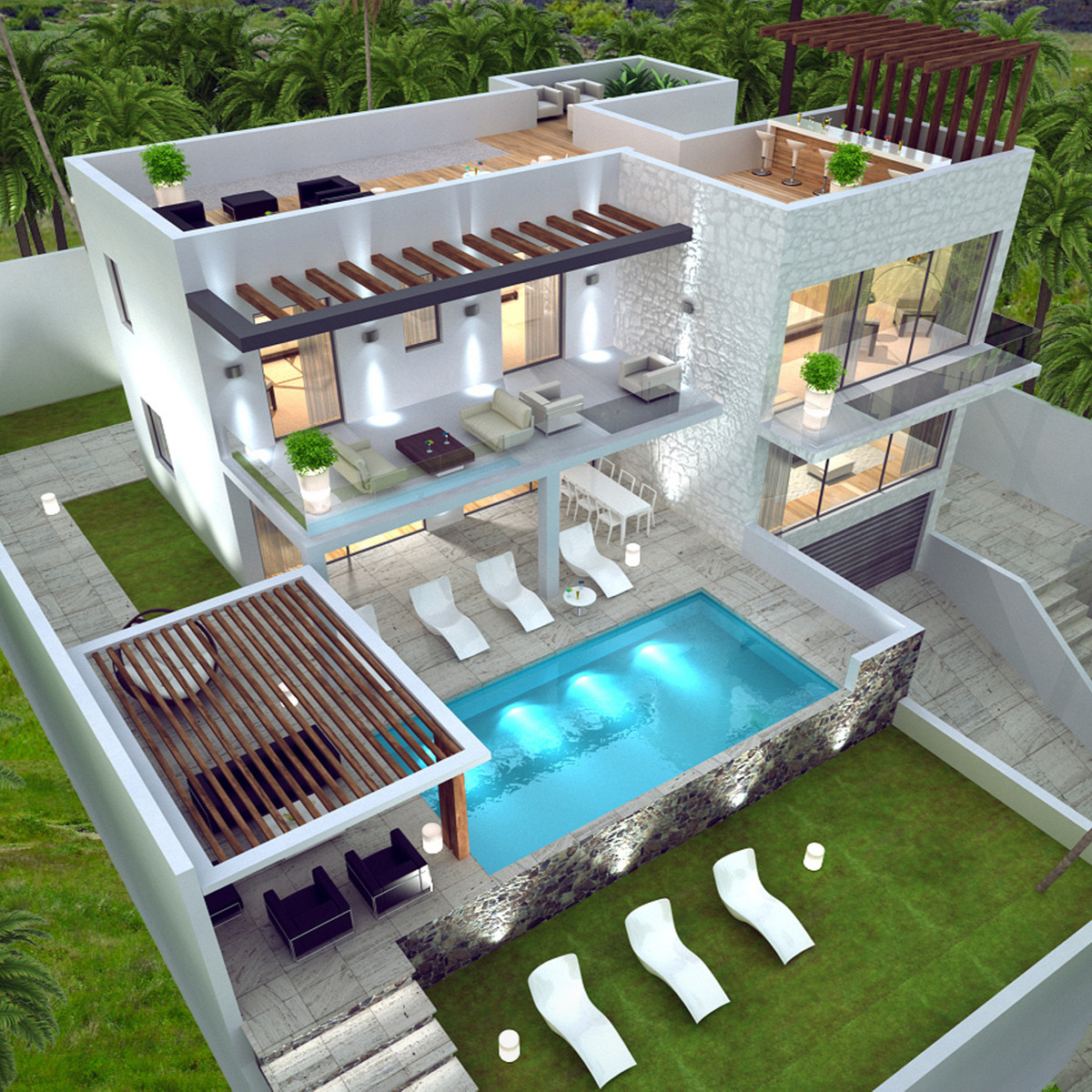 The plot is situated in Urbanization called Camarate Golf, very close to the beach of Casares betwee,Spain