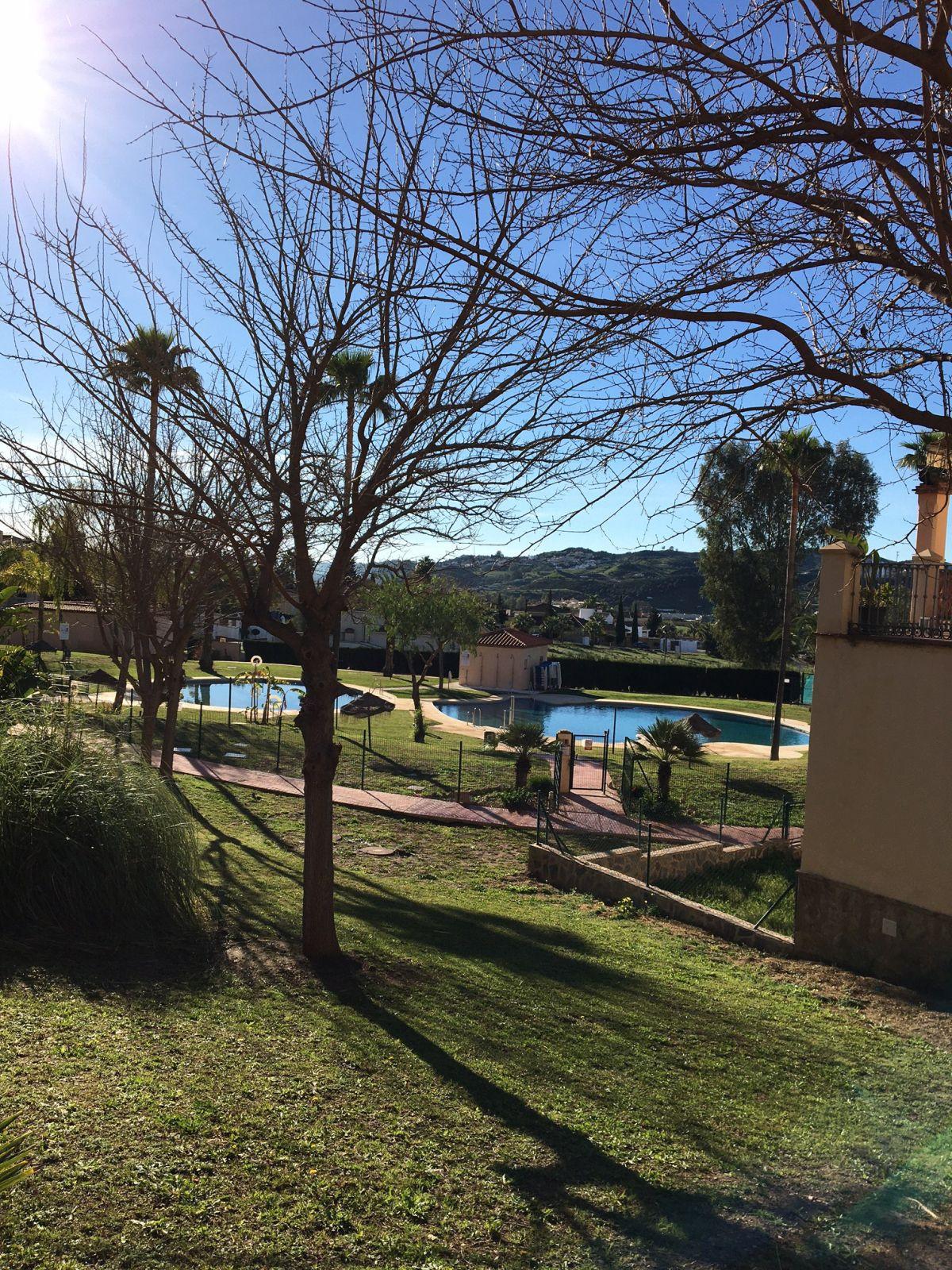 Semi-Detached House, Mijas Golf, Costa del Sol. 3 Bedrooms, 3 Bathrooms, Built 220 m², Terrace 120 m,Spain