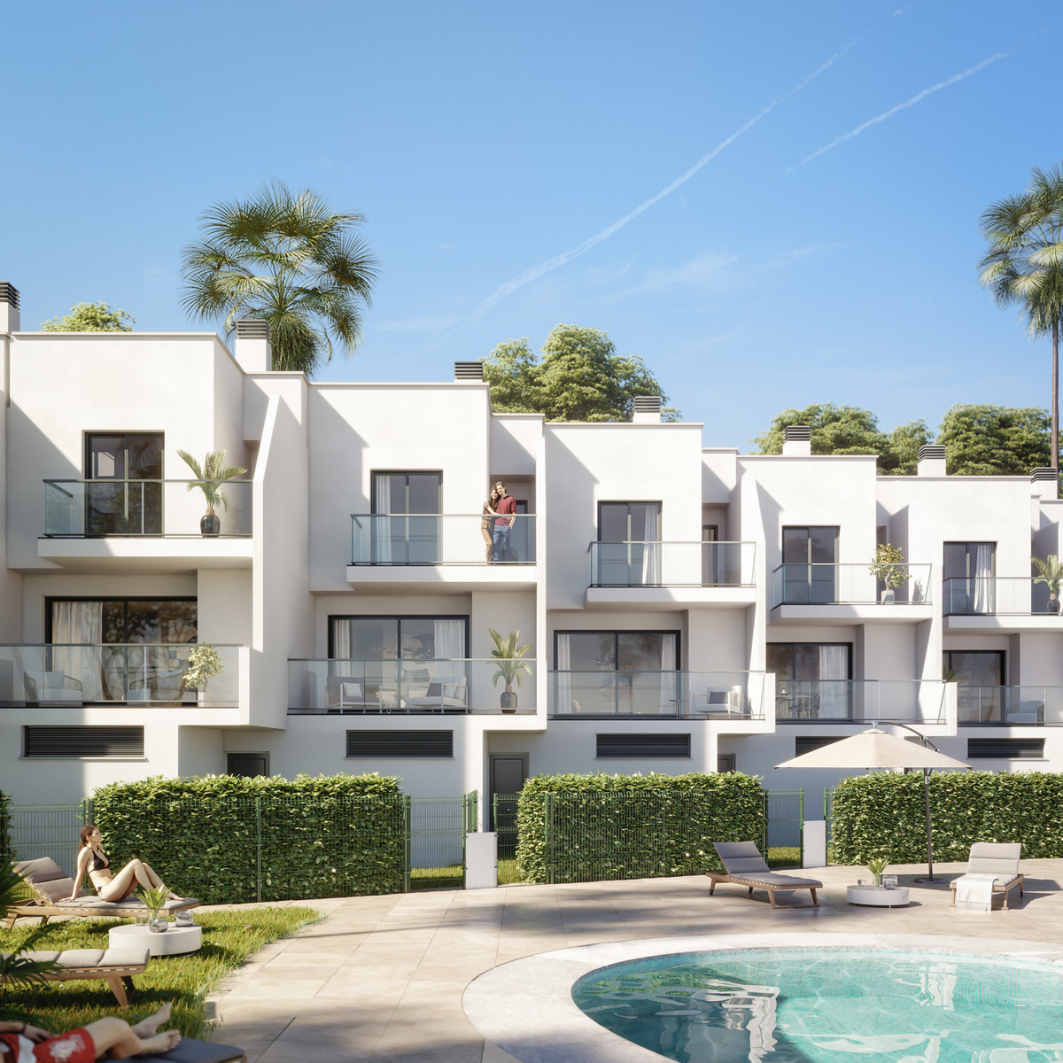 New Development: Prices from € 275,000 to € 315,000. [Beds: 3 - 3] [Baths: 3 - 4] [Built s, Spain