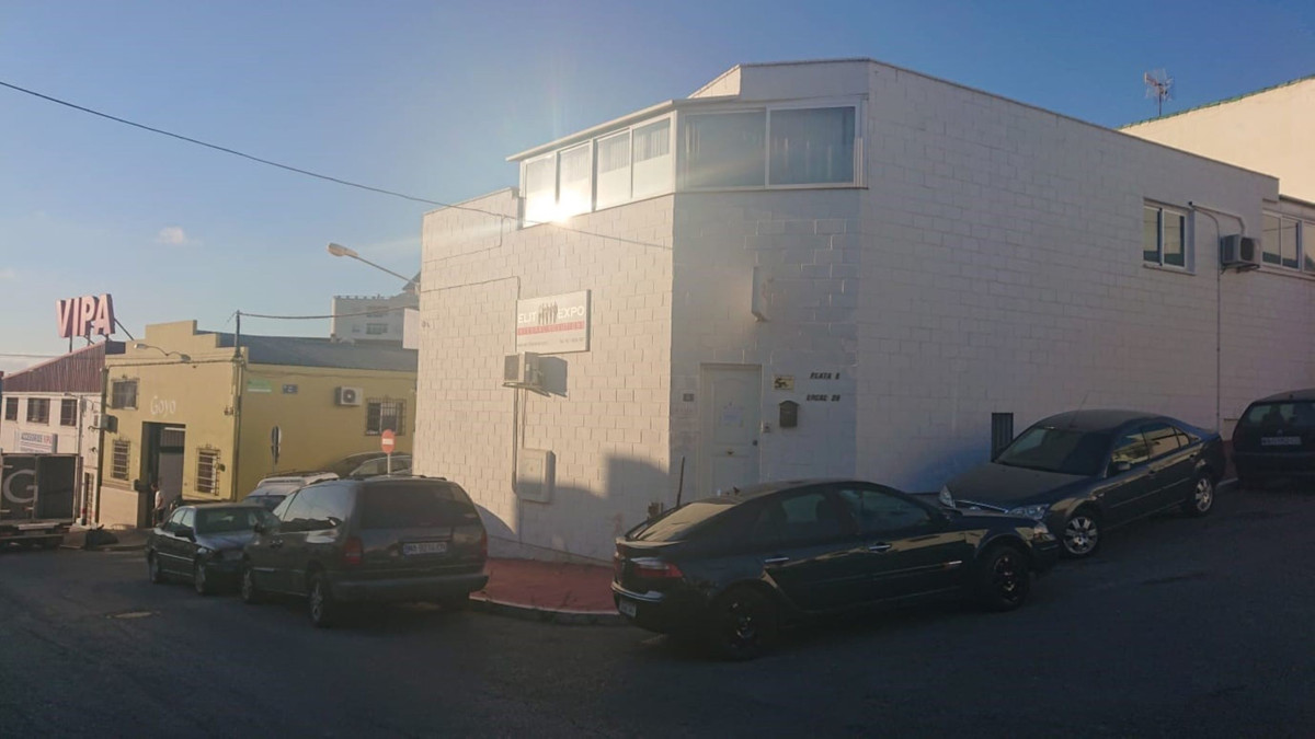 Warehouse for sale in Marbella R3349243