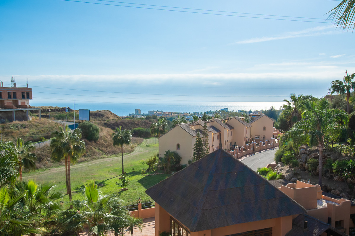 This charming townhouse in Riviera Hill Club boasts spectacular sea views from both the second floor,Spain