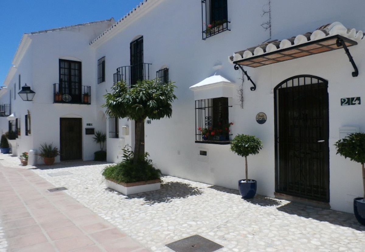 "Beautiful semi-detached house in the center of Fuengirola ""Pueblo Lopez"", very close to su, Spain"