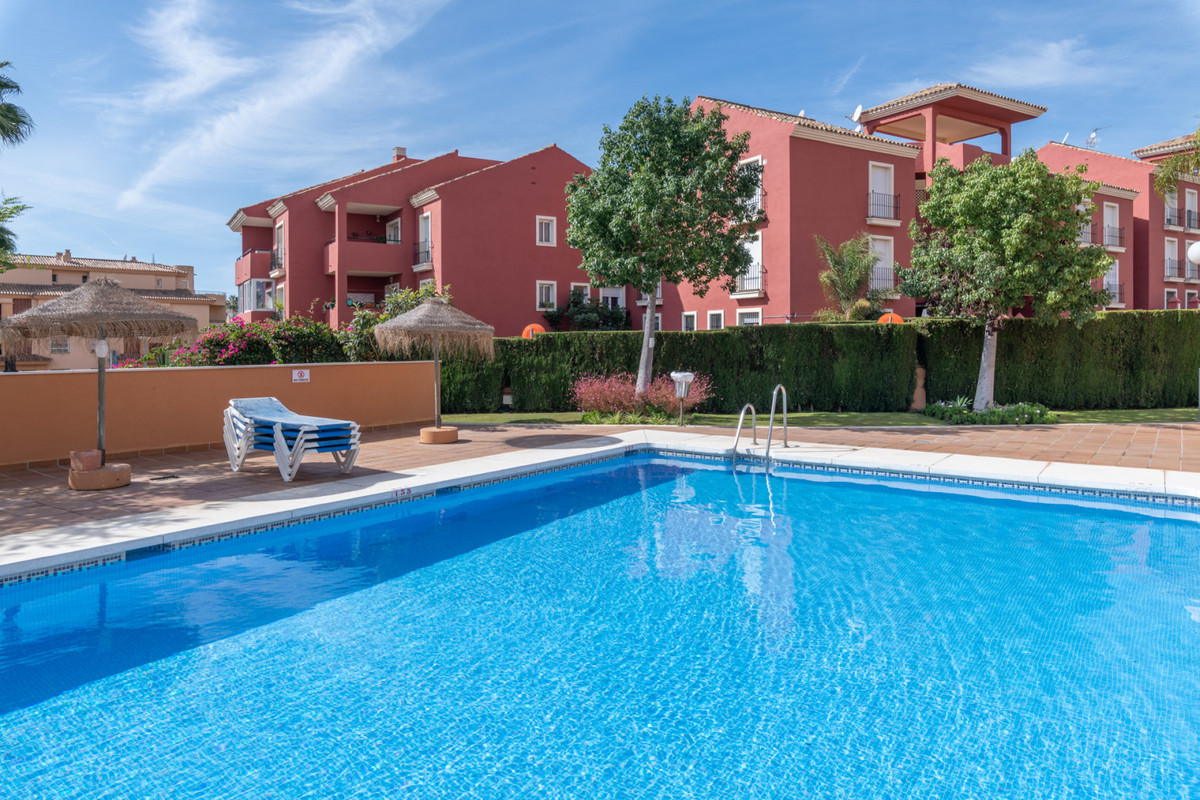 Very nice apartment inside a gated and well maintained complex Riviera Village in Mijas Costa, a sho,Spain