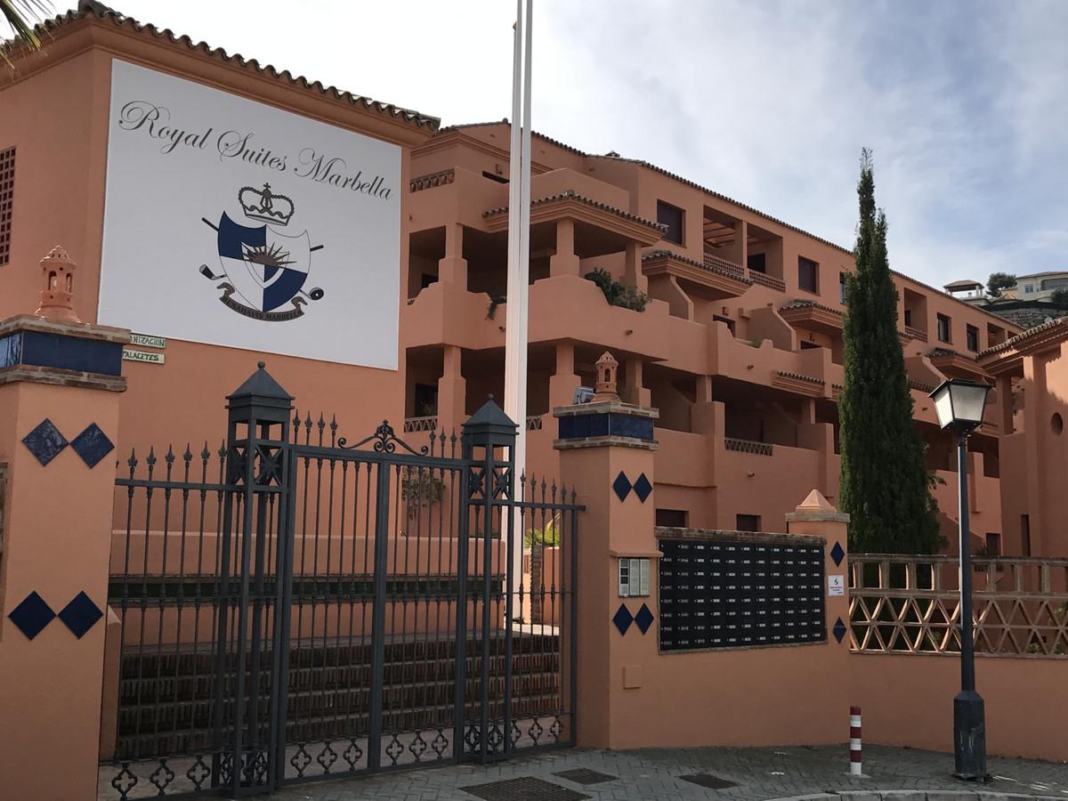 Apartamento 1 Dormitorios en Venta Benahavís
