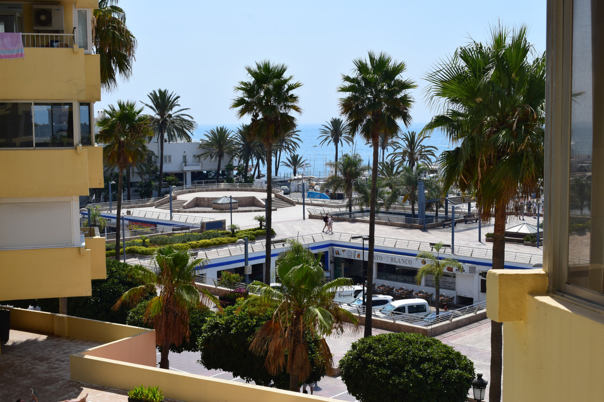 Wonderful south-east facing studio on the beach in Marbella. Perfect opportunity for a great investm,Spain
