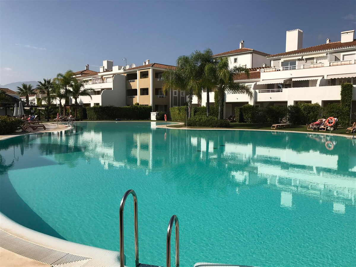 Lovely ground floor apartment with private garden in Cortrijo del Mar. Do not miss this wonderful ap, Spain