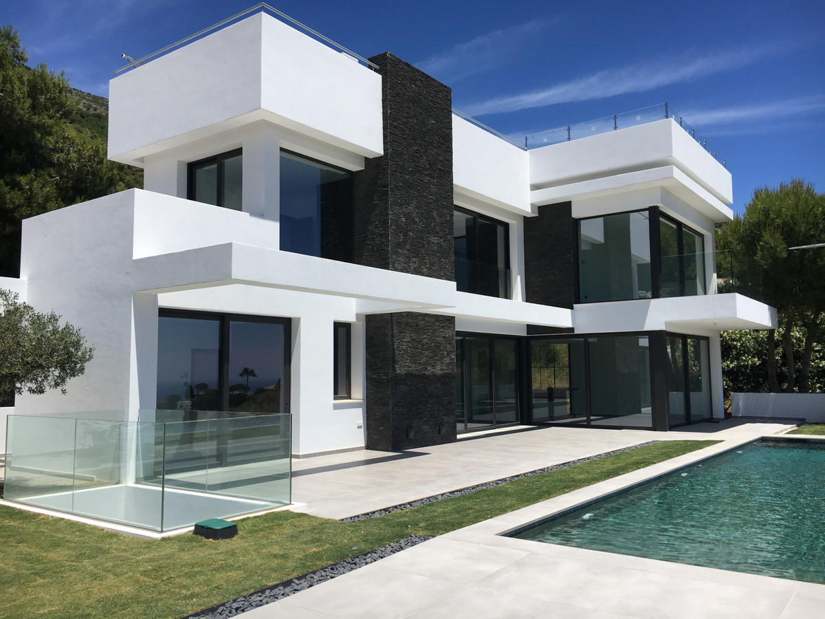 Exclusive project in the Mijas area Buena Vista. Luxurious design. Excellent quality from assembly t, Spain