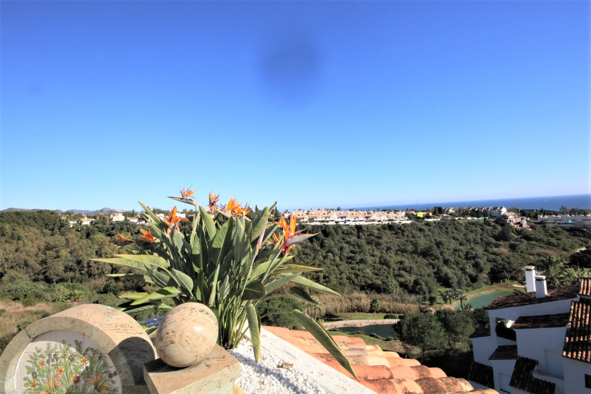 MONTE PARAISO GOLF COUNTRY CLUB, SIERRA BLANCA Elegant and exclusive duplex penthouse of 590 sqm the,Spain